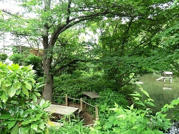 つりがね池公園
