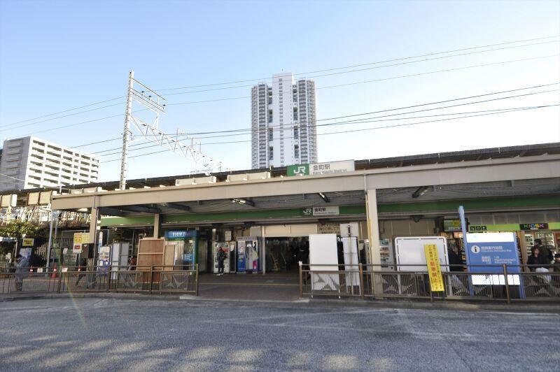 JR常磐線『金町駅』バス12分『水元五丁目』停歩3分