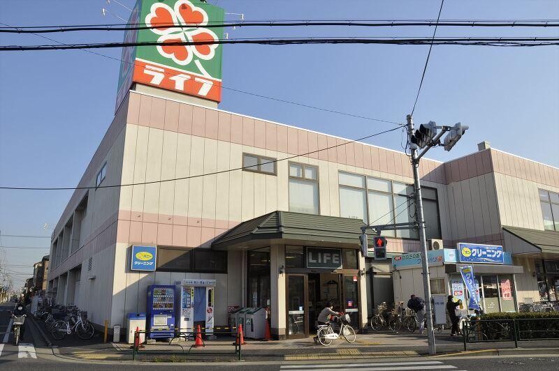 ライフ水元店