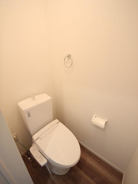 2号棟のトイレ