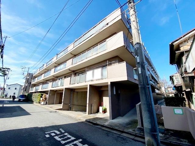 「実籾」駅徒歩16分。新規リフォーム済。ワイドスパンバルコニー。2wayキッチン。たっぷり収納付です。