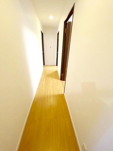 ホール(廊下)スペースです。