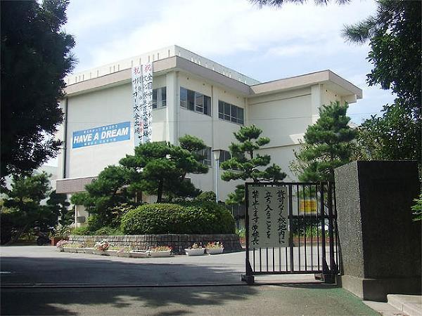 600m 船橋市立宮本中学校(600m)