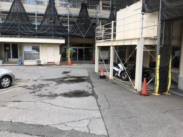 敷地内・駐車場/バイク置き場/駐輪場完備です。