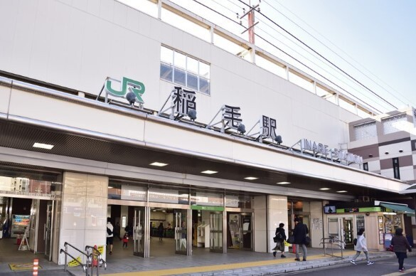 稲毛駅(JR総武線・JR総武本線) 2800m 総武線「稲毛」駅バス13分「高浜北団地」停徒歩2分です。