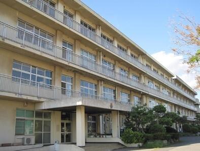 千葉市立高浜中学校 450m