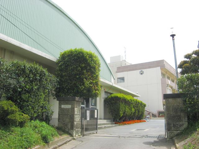 船橋市立二宮中学校(1290m)