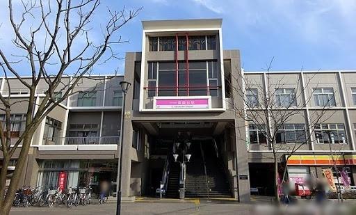 新京成線・薬園台駅 1790m 「薬園台」駅の改札は、「薬園台駅ビル」の3階に直結しています。