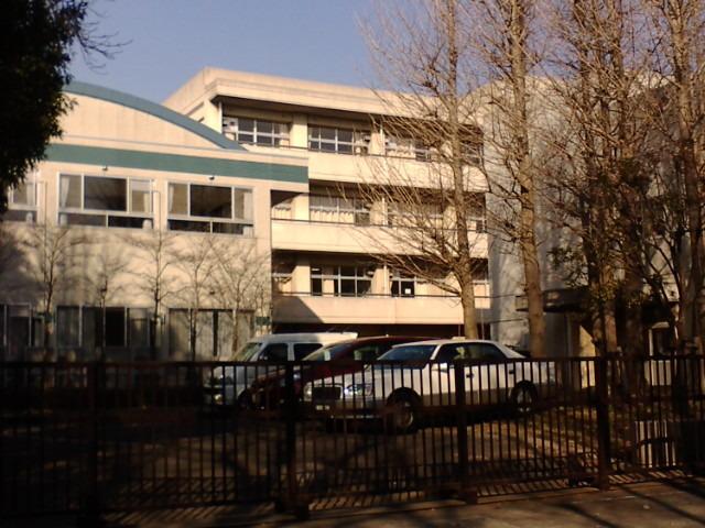 船橋市立行田中学校 700m 選択:行田中学校、海神中学校