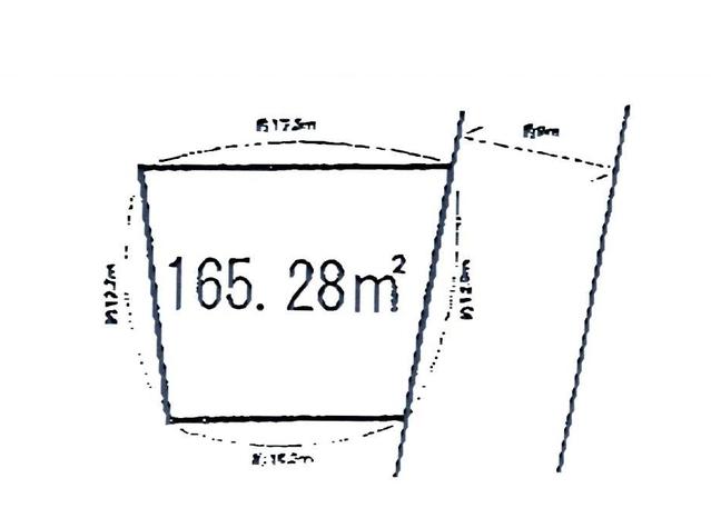 ~習志野市東習志野5丁目 土地~ 敷地165.28平米(44.99坪)