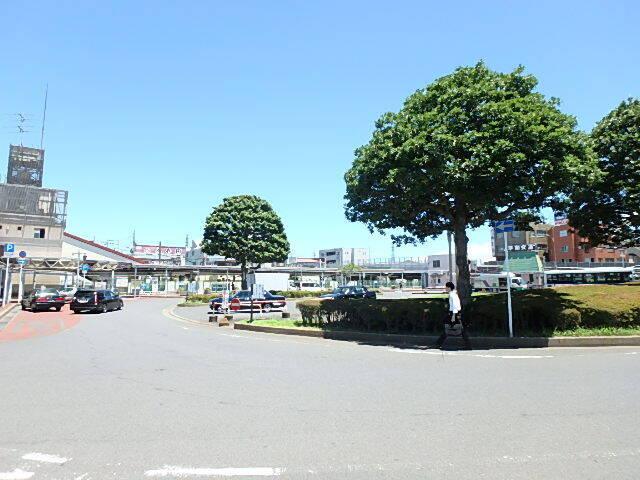 JR総武線・新検見川駅 600m