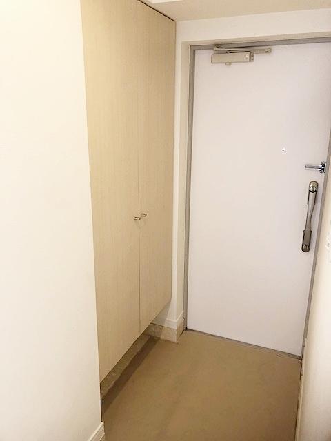 玄関シューズBOX完備です。