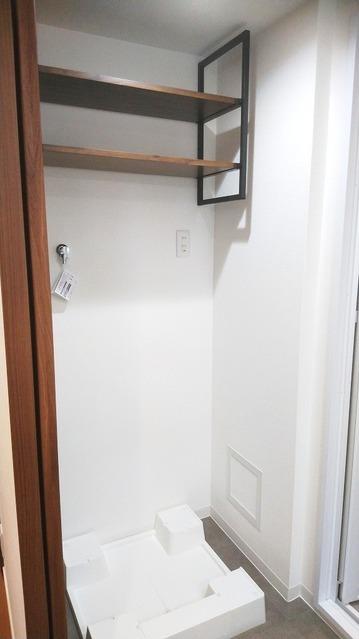 新規・洗濯防水パン設置済みです。