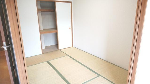 和室約5帖です。