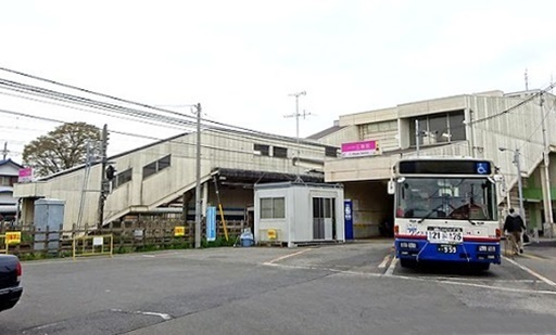 1020m 新京成線・三咲駅(1020m)