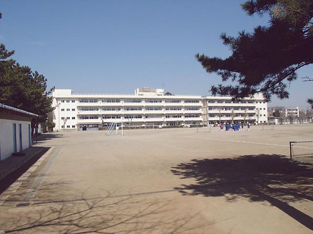 船橋市立習志野台中学校 1000m