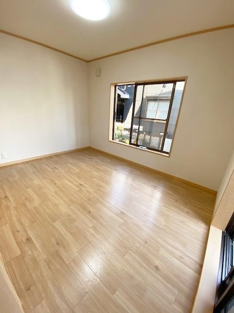 1階の洋室です。