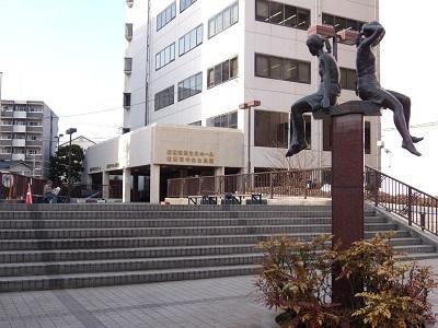 中央公民館・市民文化ホール 330m 宿泊可能避難所・福祉避難所としての機能を有しております。 (船橋市公式ホームページ参照)