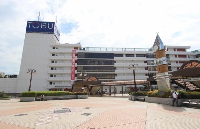 東武百貨店 船橋店 800m 駅直結のデパートです。 上層階でのお食事や、地下食品街でのお買い物をお楽しみ頂けます。