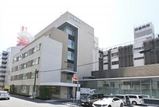 板倉病院 350m