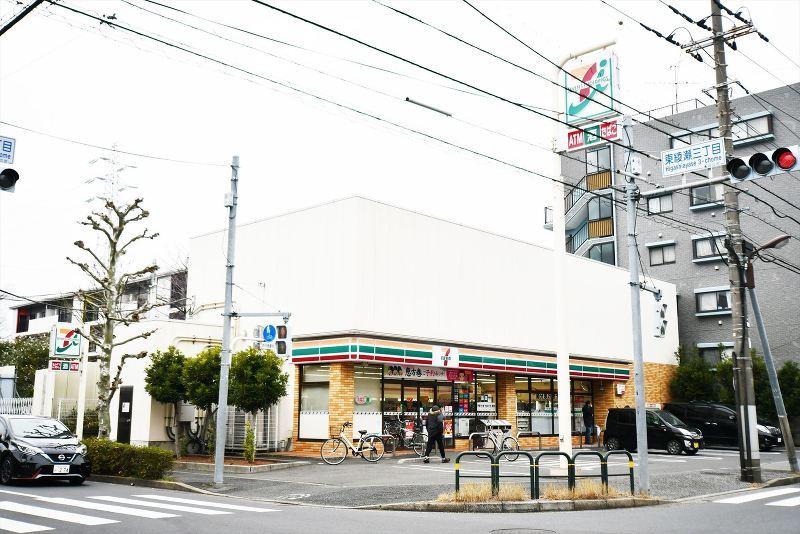 セブンイレブン足立東綾瀬3丁目店