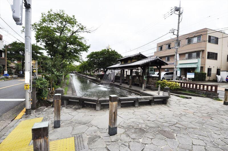 曳舟川親水公園