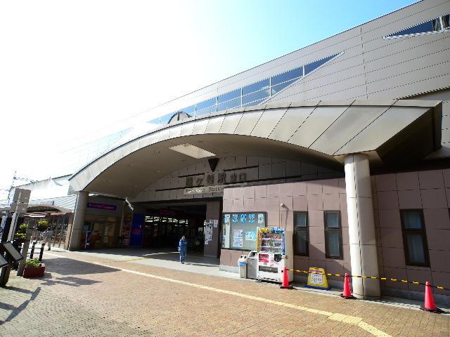 東武野田線・鎌ケ谷駅 2240m
