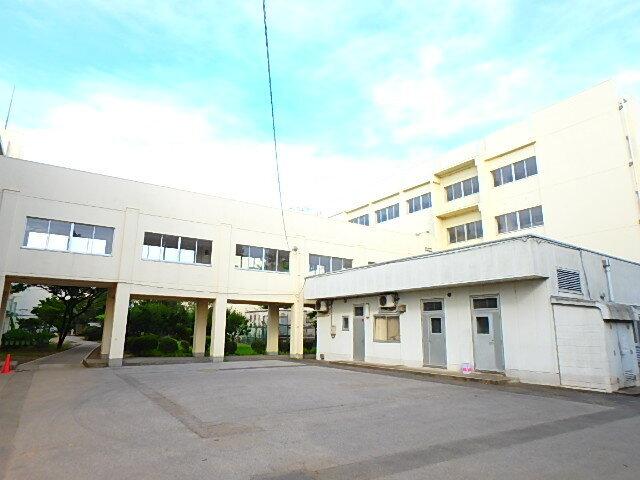 船橋市立法田中学校 1500m