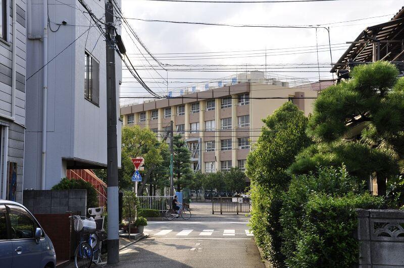 金町中学校