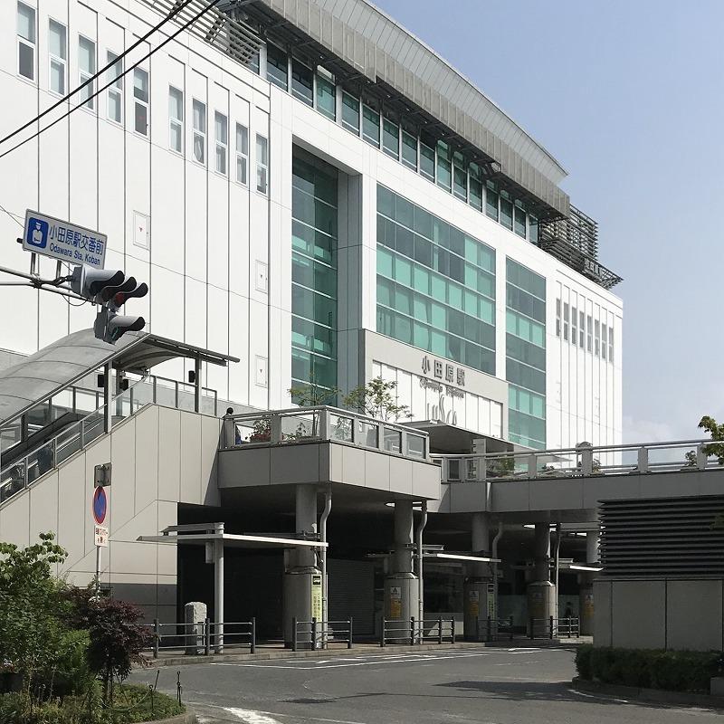 小田原駅(東口)