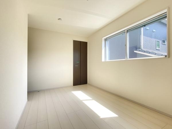 各居室ゆとりのある広さになっています。