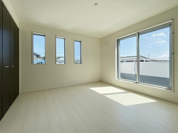 健康的な自然光を室内にいながら体感。