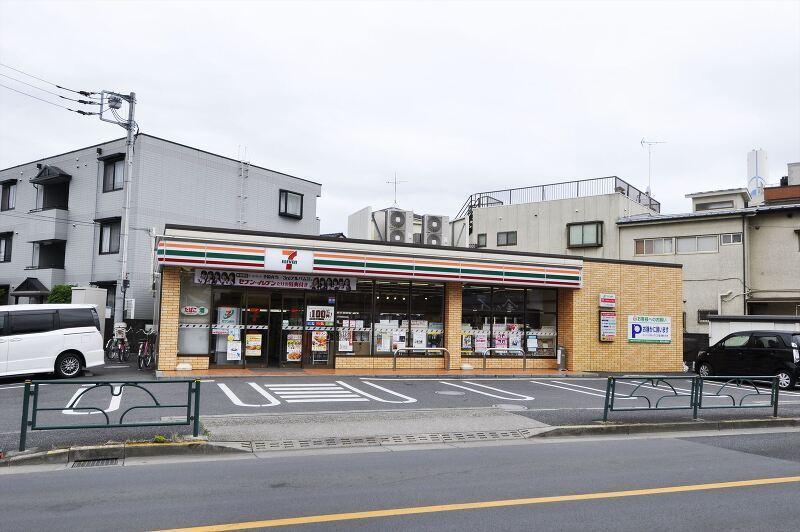 セブンイレブン葛飾水元2丁目店