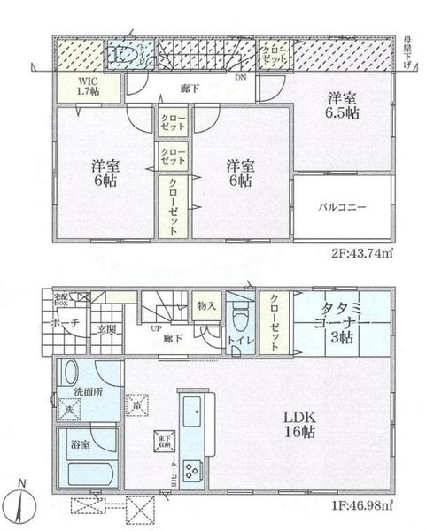 平塚市花水台
