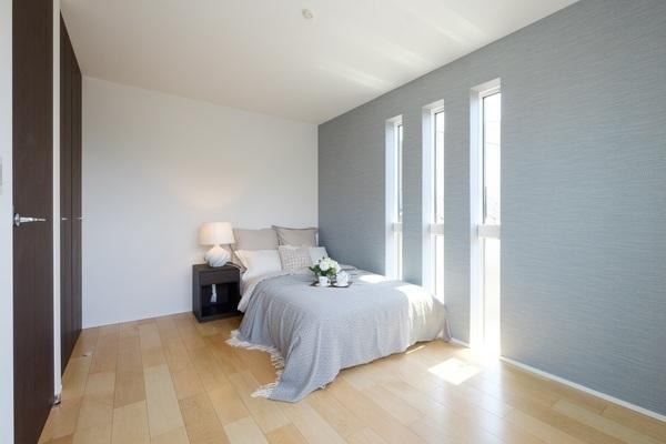 ~内観完成イメージ~窓を多く取り入れているので明るいお部屋になっております。