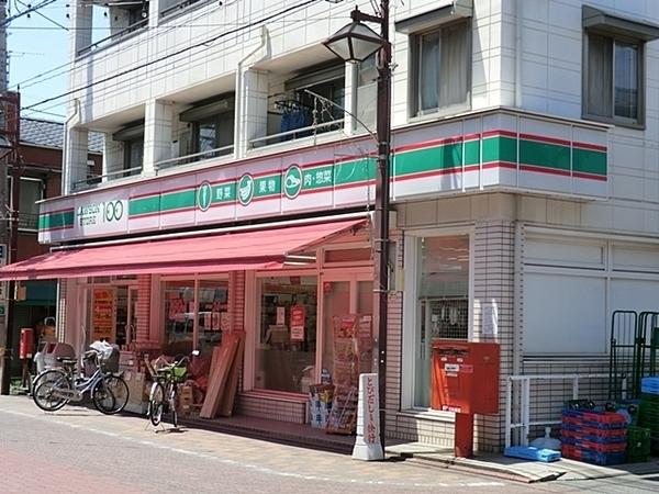 ローソンストア100新蒲田店