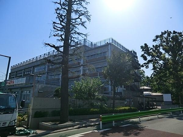 大田区立久原小学校