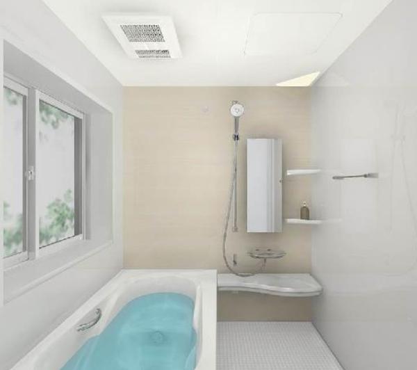 浴室プラン例