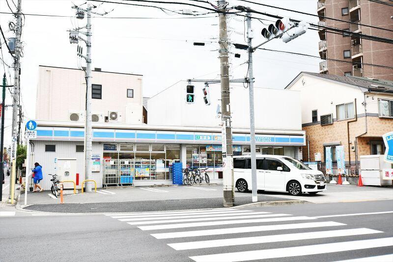 ローソン綾瀬中央通り店