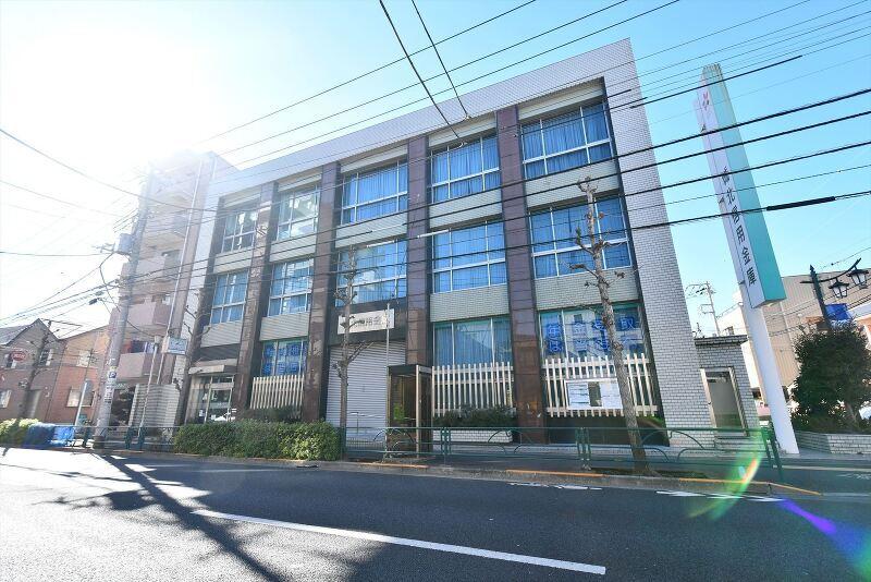 城北信用金庫綾瀬北支店