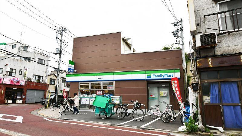 ファミリーマート本木東町店