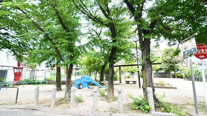 足立区立本木北児童遊園