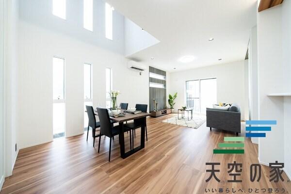 【ビルドイン食洗器】 標準仕様で食洗器完備!毎日の洗い物も時短できますね♪