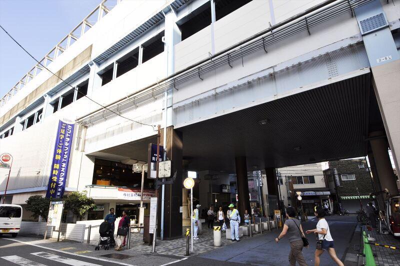 京成本線『青砥駅』