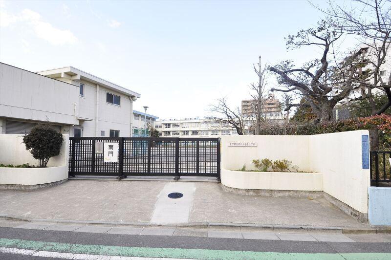 亀青小学校