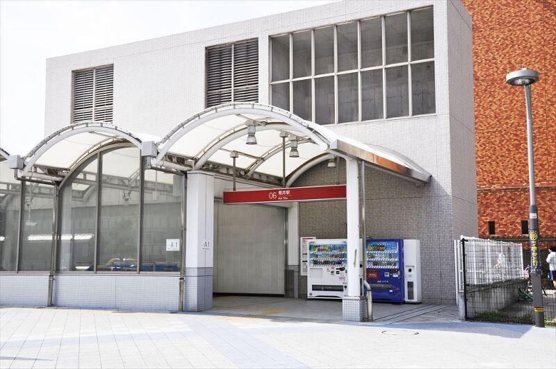 つくばエクスプレス『青井駅』