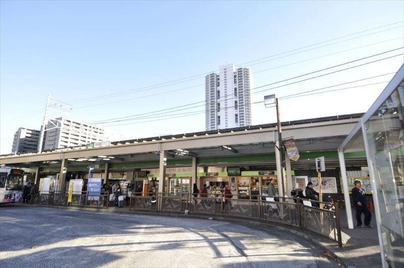 JR常磐線「金町」駅バス10分 「リブレ京成前」停歩5分
