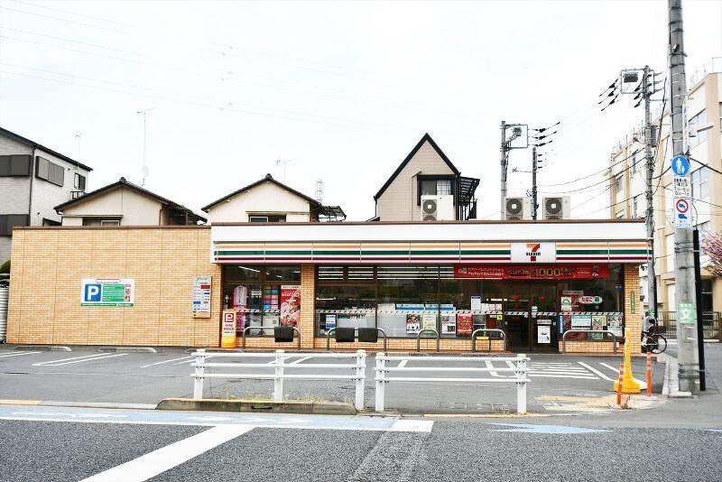 セブンイレブン足立青井3丁目店