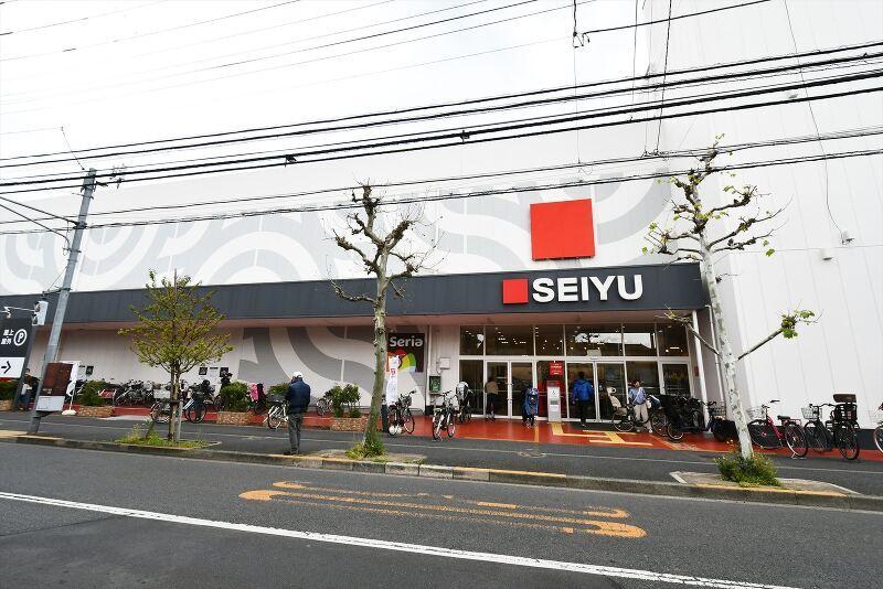 西友 青井店