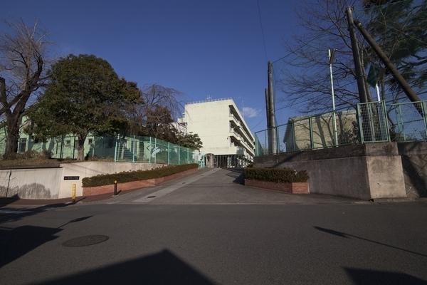 厚木市立荻野小学校